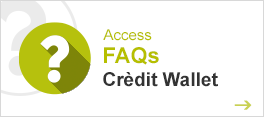 Faqs Credit Wallet
